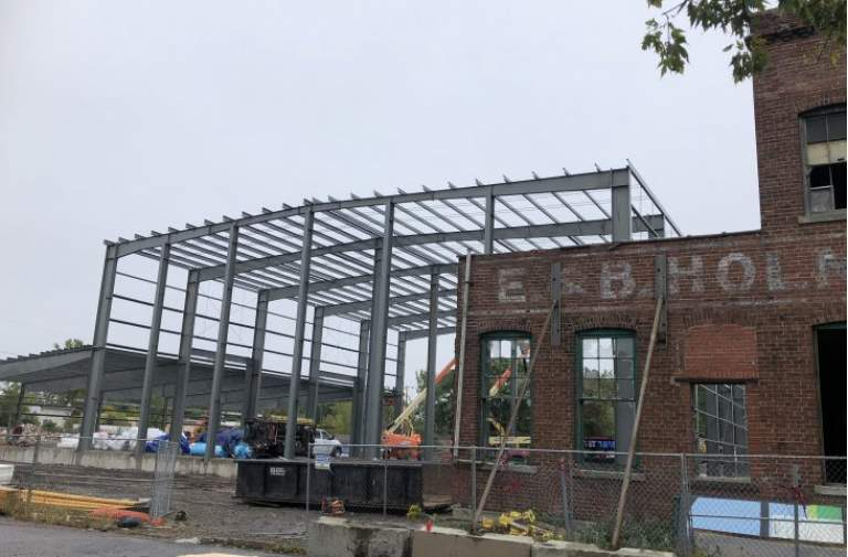 Construction Watch: The Cooperage