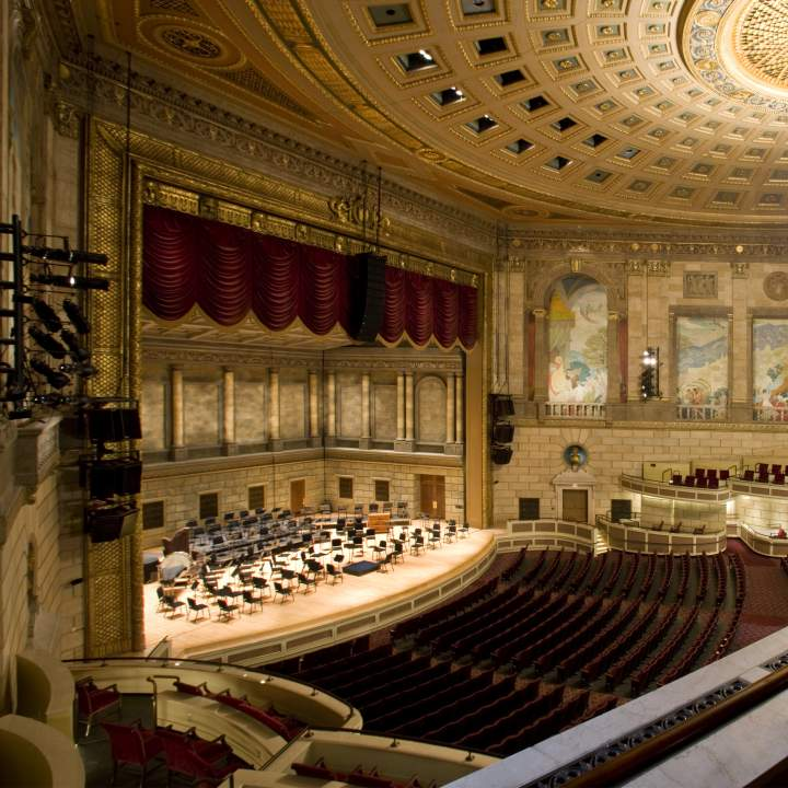 Eastman Theatre Shell & Stage Renovation
