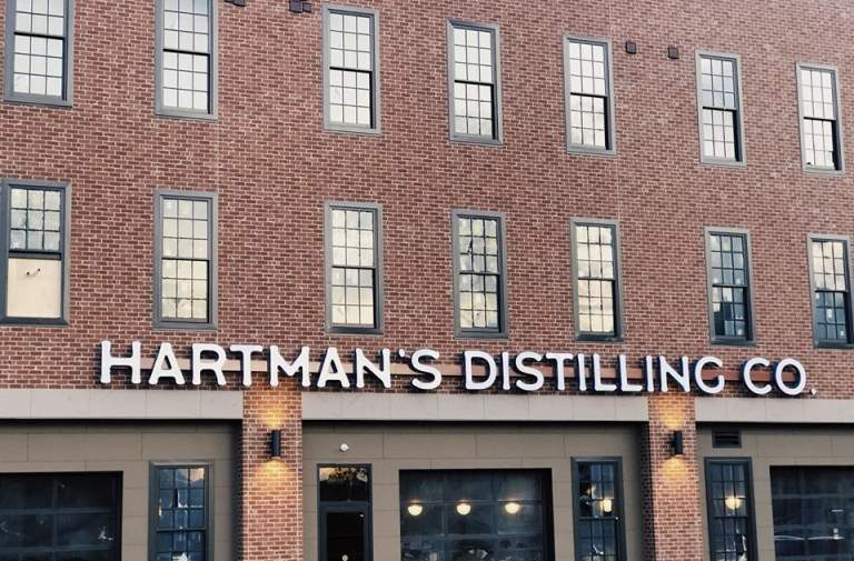 Hartman's Distilling Co. in line to open at The Cooperage