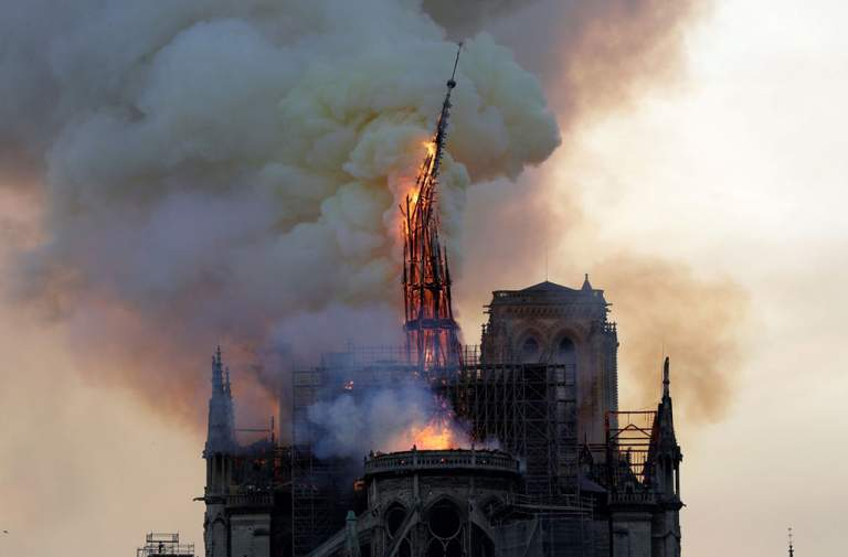 What Integrators Can Learn From The Notre-Dame De Paris Cathedral Fire