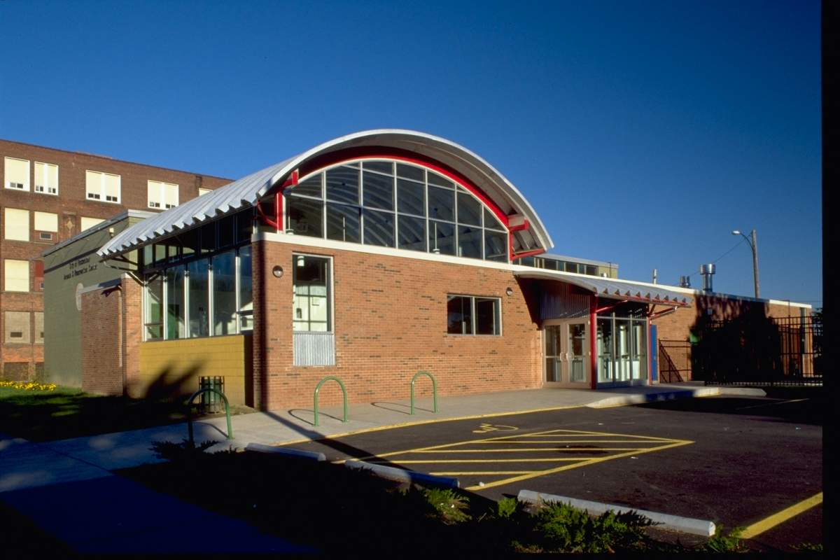 Avenue D Recreation Center Work Cjs Architects