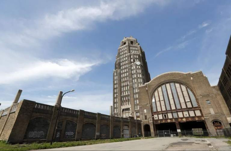 Central Terminal begins its long-awaited $5 million in repairs