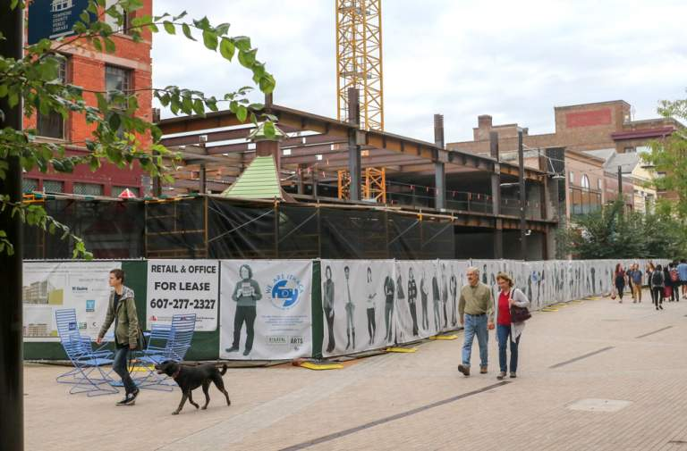 Commons construction projects to be completed Summer 2019