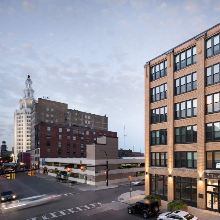 Residential Architects Rochester Ny: Construction Watch: Nearly 500 Apartments Underway > News